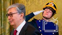 Погадать на президента: зачем Токаев приехал к Путину