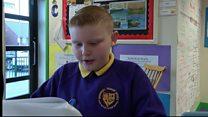 Pupil helps teachers understand dyslexia