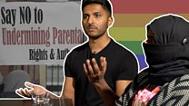 Gay Muslims on LGBT lessons row
