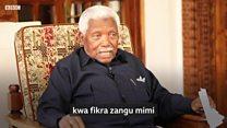 Rais wa zamani wa Tanzania azungumza kuhusu vyama vingi