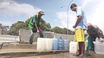 Venezuela: khủng hoảng nước trầm trọng ở thủ đô