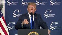 ABD Başkanı Trump, Golan Tepeleri kararının perde arkasını anlattı