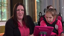 'I'm just trying to save my daughter's life'