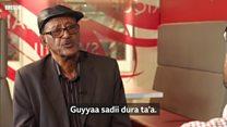 """""""Irkoo koon dhabe."""" Abbaa Kaappiteen Yaared Dr. Getaachoo"""