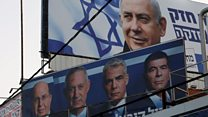 How far will Israel shift to the right?