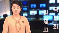 北朝鮮のテレビ放送が現代風に? 1日限りのハイテクな大改造の理由とは