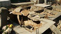Na Venezuela em crise, nem túmulos estão a salvo dos ladrões