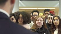 Youth Parliament tries to solve Brexit
