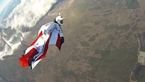 The man who invented the wingsuit