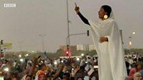 Nafasi ya wanawake katika maandamano ya Sudan