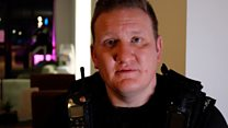 Police office: 'I was suicidal'