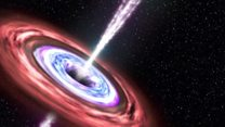Ученые впервые сфотографировали черную дыру. Видео.