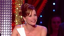 Darcey Bussell's memorable Strictly moments