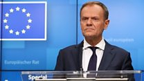 Tusk: 'Please do not waste this time'
