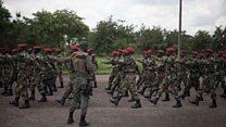 Firmin Ngrebada : ''la Centrafrique a du mal à équiper son armée''