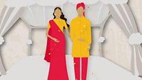 'انڈین الیکشن ایک بہت بڑی شادی جیسے ہیں'