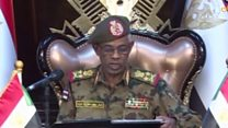 Defence minister announces Bashir arrest