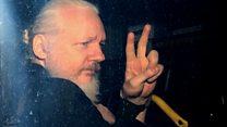 Основатель WikiLeaks Джулиан Ассанж арестован