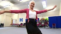 The ballet class helping people with Parkinson's