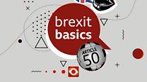 Brexit Basics: Article 50