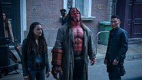 Hellboy reviewed by Robbie Collin