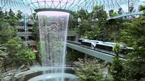 ICYMI: The world's largest indoor waterfall