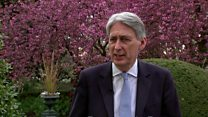 Hammond: European elections a pointless exercise for UK