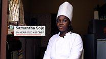 'I wan cook for  Presido and Tiwa Savage' - Samantha Soje