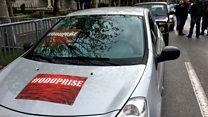 Протести у Црној Гори: Буђење земље колонама аутомобила