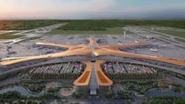 China's new mega-airport