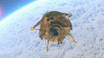 ચંદ્ર પર અવકાશયાન મોકલવાનું ઇઝરાયલનું મિશન નિષ્ફળ