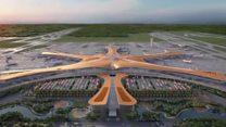بالفيديو: تعرف على أكبر مطار في العالم