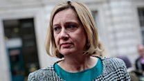 Amber Rudd: Leadership bid is 'entirely possible'