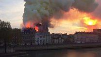 У каквом је стању био Нотр Дам пре пожара