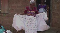 Di women wey dey make Akwaocha for Delta State