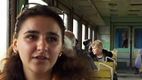 Зібров за Зеленського, СБУ - за Порошенка: про що говорять у приміських потягах?