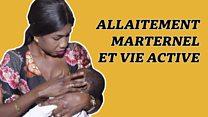 Ces femmes actives qui tiennent à allaiter