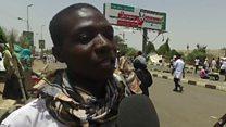 """""""نطالب بحل السلطة القضائية في السودان"""""""