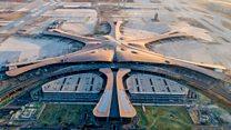 Bắc Kinh xây dựng sân bay mới, khổng lồ