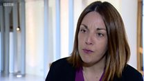 Dugdale: 'What I said was fair comment'