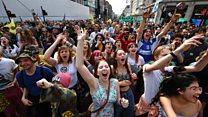 اعتراضات و هشدارهای اقلیمی از لندن تا واتیکان