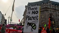 Extinction Rebellion challenged over climate change protests