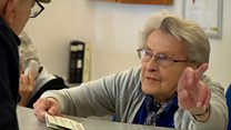 Hospital volunteer, 90, clocks up 23 years