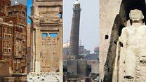 5 معالم تاريخية فقدها العالم