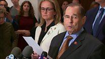 'Barr spinning Mueller investigation' - Nadler