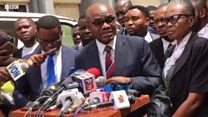 Lawyers react of Onnoghen ruling