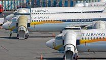 Taking the last Jet Airways flight