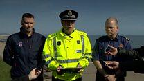 Two women die in Aberdeen beach tragedy