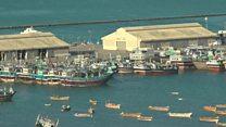 راه ابریشم جدید چینیها سد راه ماهیگیران پاکستانی