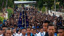 Pemilu 'mengusik' Semana Santa di Larantuka